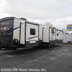 New 2019 Palomino Puma 38RLB For Sale by HW Motor Homes, Inc. available in Canton, Michigan