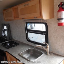 HW Motor Homes, Inc. 2017 Plus S Plus S - Toilet & Shower  Travel Trailer by ProLite | Canton, Michigan