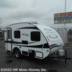 New 2017 ProLite Plus S Plus S - Toilet & Shower For Sale by HW Motor Homes, Inc. available in Canton, Michigan