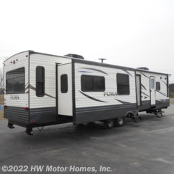 New 2019 Palomino Puma 38RLQ For Sale by HW Motor Homes, Inc. available in Canton, Michigan