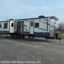 2019 Palomino Puma 38RLQ  - Destination Trailer New  in Canton MI For Sale by HW Motor Homes, Inc. call 800-334-1535 today for more info.