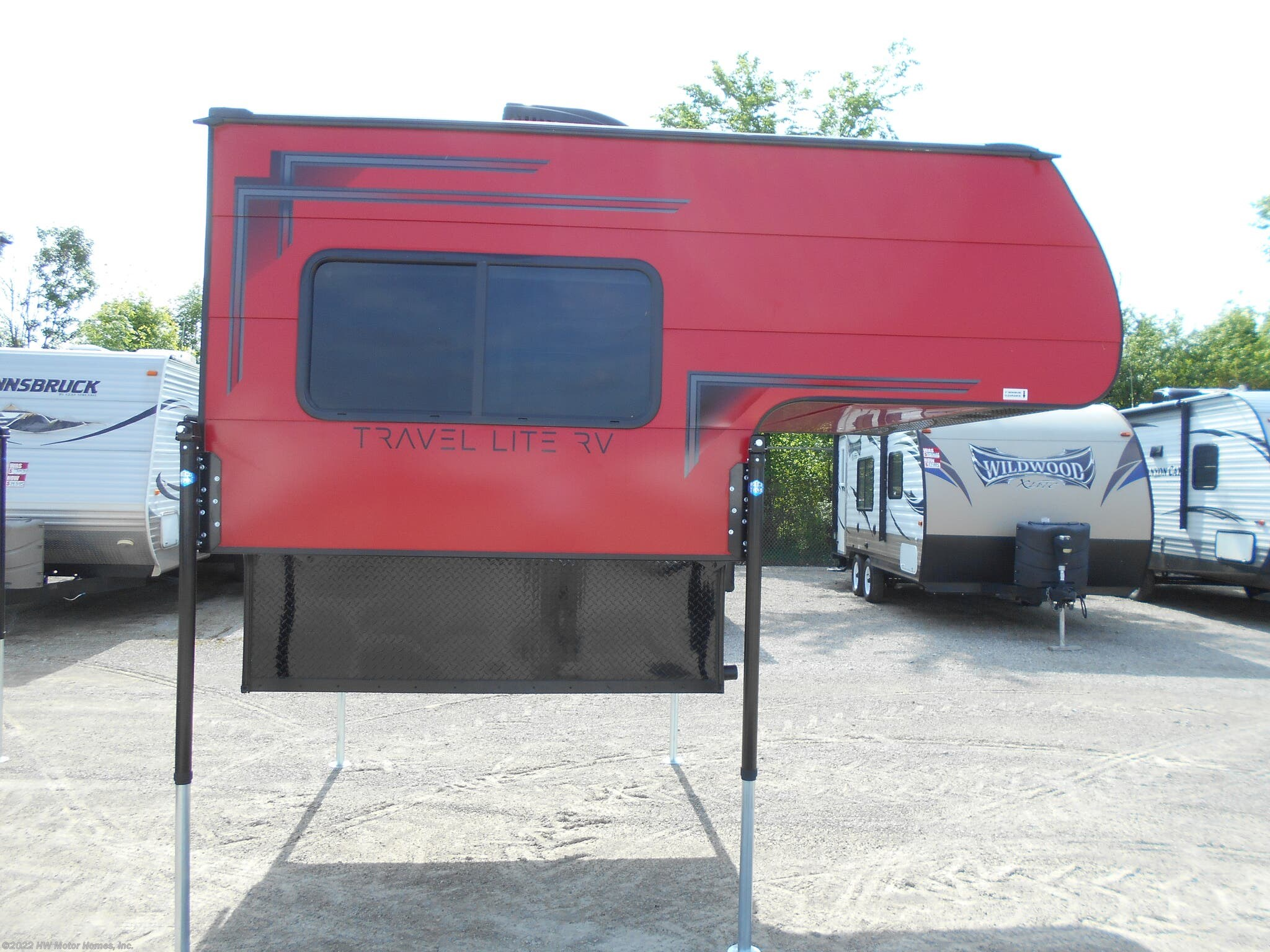 #N06264 - 2020 Travel Lite Super Lite 625 - 040 RED for sale in Canton MI