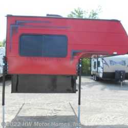 HW Motor Homes, Inc. 2020 Super Lite 625  - 040  RED  Truck Camper by Travel Lite | Canton, Michigan