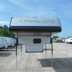 HW Motor Homes, Inc. 2020 Truck Campers 800X Etended Stay - ; U ; Dinette  Truck Camper by Travel Lite | Canton, Michigan