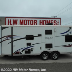 HW Motor Homes, Inc. 2014 Work and Play 21VFB  Toy Hauler by Forest River | Canton, Michigan