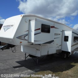 Used 2008 CrossRoads Cruiser 29 RK  -  Double Slides For Sale by HW Motor Homes, Inc. available in Canton, Michigan