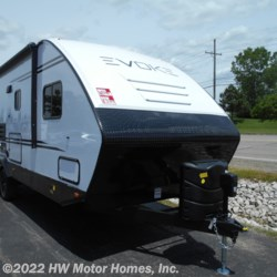 2020 Travel Lite Evoke Full Body EVOKE   Model  A  - Travel Trailer New  in Canton MI For Sale by HW Motor Homes, Inc. call 800-334-1535 today for more info.