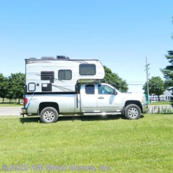 New 2020 Travel Lite Truck Campers 770 RSL , Grey Hound ' Silver ' For Sale by HW Motor Homes, Inc. available in Canton, Michigan