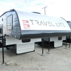2020 Travel Lite Truck Campers 840 SBRX  - Truck Camper New  in Canton MI For Sale by HW Motor Homes, Inc. call 800-334-1535 today for more info.