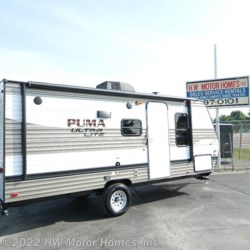 New 2020 Palomino Puma ULTRA  LITE  16 DSX - 7' Single Axle For Sale by HW Motor Homes, Inc. available in Canton, Michigan