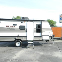 2020 Palomino Puma ULTRA  LITE  16 DSX - 7' Single Axle  - Travel Trailer New  in Canton MI For Sale by HW Motor Homes, Inc. call 800-334-1535 today for more info.