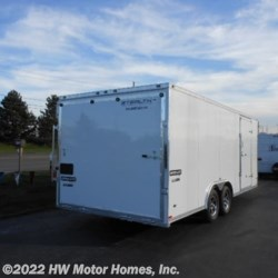 2017 Stealth Super Lite 85 20   ALUMINUM  Car Hauler  - Car Hauler Trailer New  in Canton MI For Sale by HW Motor Homes, Inc. call 800-334-1535 today for more info.