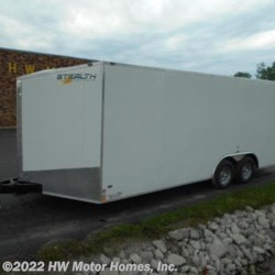 HW Motor Homes, Inc. 2019 Titan - MUSTANG  Series 8520  -   #7000  Car Hauler Trailer by Stealth | Canton, Michigan