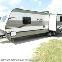 New 2019 Palomino Puma XLE Lite 25RLC For Sale by HW Motor Homes, Inc. available in Canton, Michigan