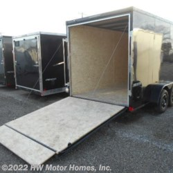 2019 Impact Trailers Tremor 714  Black-Out Pkg.  7' tall  - Cargo Trailer New  in Canton MI For Sale by HW Motor Homes, Inc. call 800-334-1535 today for more info.