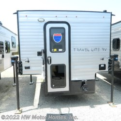 2020 Travel Lite Truck Campers 800X Etended Stay - Dinette  - Truck Camper New  in Canton MI For Sale by HW Motor Homes, Inc. call 800-334-1535 today for more info.