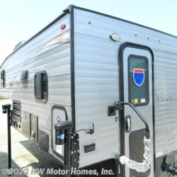 HW Motor Homes, Inc. 2020 Truck Campers 800X Etended Stay - Dinette  Truck Camper by Travel Lite | Canton, Michigan
