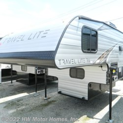 New 2020 Travel Lite Truck Campers 800X Etended Stay - Dinette For Sale by HW Motor Homes, Inc. available in Canton, Michigan