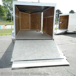 HW Motor Homes, Inc. 2020 - QUAKE  714 Ramp  Cargo Trailer by Impact Trailers | Canton, Michigan