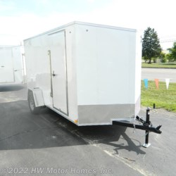 New 2020 Impact Trailers - QUAKE  612 Ramp For Sale by HW Motor Homes, Inc. available in Canton, Michigan