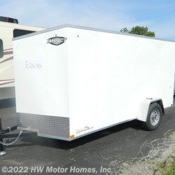 2020 Impact Trailers - QUAKE  612 Ramp  - Cargo Trailer New  in Canton MI For Sale by HW Motor Homes, Inc. call 800-334-1535 today for more info.