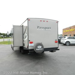 HW Motor Homes, Inc. 2015 Passport Grand Touring 2650 B H - Super Slide  Travel Trailer by Keystone | Canton, Michigan