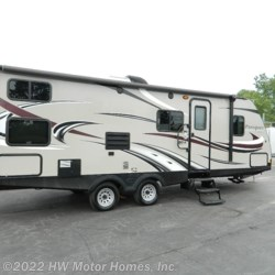 2015 Keystone Passport Grand Touring 2650 B H - Super Slide  - Travel Trailer Used  in Canton MI For Sale by HW Motor Homes, Inc. call 800-334-1535 today for more info.