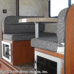 2017 Travel Lite Falcon FALCON  24 BH - Dinette Slide  - Travel Trailer New  in Canton MI For Sale by HW Motor Homes, Inc. call 800-334-1535 today for more info.