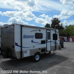 HW Motor Homes, Inc. 2013 Bobcat 173 series -  Sofa Slide - 7 ' Wide  Travel Trailer by Skyline | Canton, Michigan