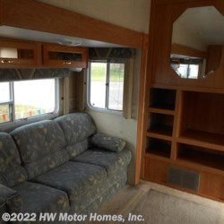 HW Motor Homes, Inc. 2003 Eagle 305 Super  Slide  Fifth Wheel by Jayco | Canton, Michigan