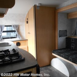 HW Motor Homes, Inc. 2018 Plus Sofa Slide  Travel Trailer by ProLite | Canton, Michigan