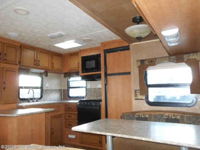 2014 Puma 30-RKSS by Palomino from HW Motor Homes, Inc. in Canton, Michigan