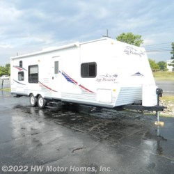 2008 Jayco Jay Flight G2 29 BHS  - Travel Trailer Used  in Canton MI For Sale by HW Motor Homes, Inc. call 800-334-1535 today for more info.
