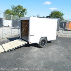 New 2020 Impact Trailers - QUAKE  58 Ramp For Sale by HW Motor Homes, Inc. available in Canton, Michigan