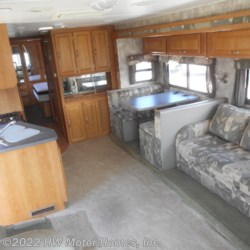 HW Motor Homes, Inc. 2007 Mirada 350DS-Ford  Class A by Coachmen | Canton, Michigan