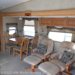 HW Motor Homes, Inc. 2008 Cruiser 29 RK  -  Double Slides  Fifth Wheel by CrossRoads | Canton, Michigan