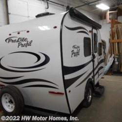 New 2019 ProLite Profil Profil  14 For Sale by HW Motor Homes, Inc. available in Canton, Michigan