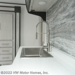 HW Motor Homes, Inc. 2020 Evoke Full Body EVOKE   Model  A  Travel Trailer by Travel Lite | Canton, Michigan