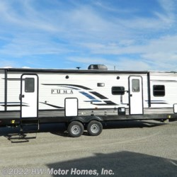 New 2020 Palomino Puma 28DBFQ For Sale by HW Motor Homes, Inc. available in Canton, Michigan