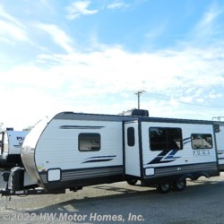 2020 Palomino Puma 28DBFQ  - Travel Trailer New  in Canton MI For Sale by HW Motor Homes, Inc. call 800-334-1535 today for more info.