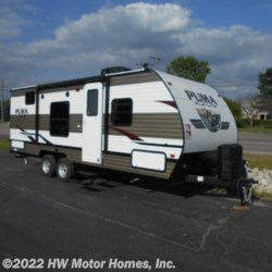 New 2021 Palomino Puma XLE 22 RBC For Sale by HW Motor Homes, Inc. available in Canton, Michigan