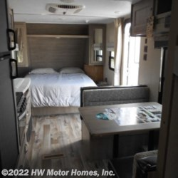 HW Motor Homes, Inc. 2021 Puma XLE 22 RBC  Travel Trailer by Palomino | Canton, Michigan