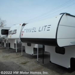 HW Motor Homes, Inc. 2019 Truck Campers 770 RSL - Shower Inside  Truck Camper by Travel Lite | Canton, Michigan
