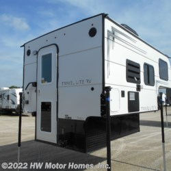 New 2020 Travel Lite Truck Campers 770 RSL , .O4O White Aluminum For Sale by HW Motor Homes, Inc. available in Canton, Michigan