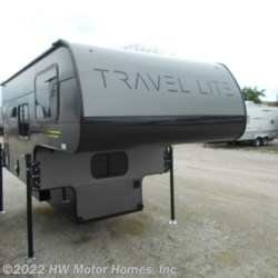 New 2021 Travel Lite Truck Campers 610R For Sale by HW Motor Homes, Inc. available in Canton, Michigan