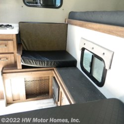 2020 Travel Lite Truck Campers 770 RSL , Grey Hound ' Silver '  - Truck Camper New  in Canton MI For Sale by HW Motor Homes, Inc. call 800-334-1535 today for more info.