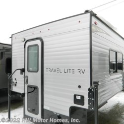 2020 Travel Lite Truck Campers 800X Extended  Stay - SOFA  - Truck Camper New  in Canton MI For Sale by HW Motor Homes, Inc. call 800-334-1535 today for more info.