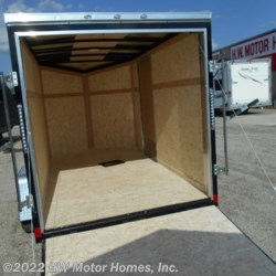 2020 Formula 610 Ramp  - Cargo Trailer New  in Canton MI For Sale by HW Motor Homes, Inc. call 800-334-1535 today for more info.