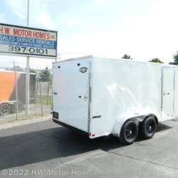 New 2020 Impact Trailers - QUAKE  714 Ramp For Sale by HW Motor Homes, Inc. available in Canton, Michigan