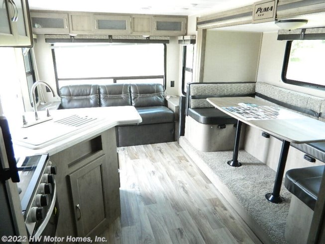 2020 Puma XLE Lite 25RLC by Palomino from HW Motor Homes, Inc. in Canton, Michigan